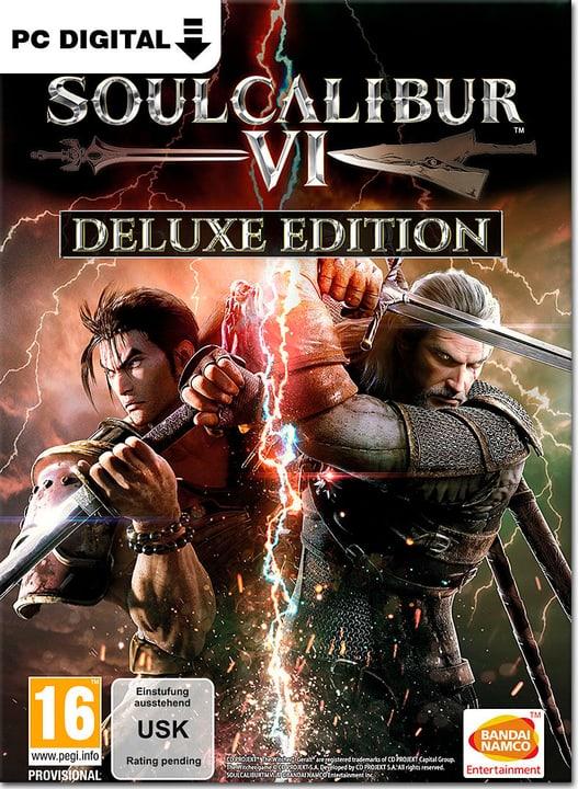 PC - Soul Calibur VI-Deluxe Edition Download (ESD) 785300141127 Bild Nr. 1