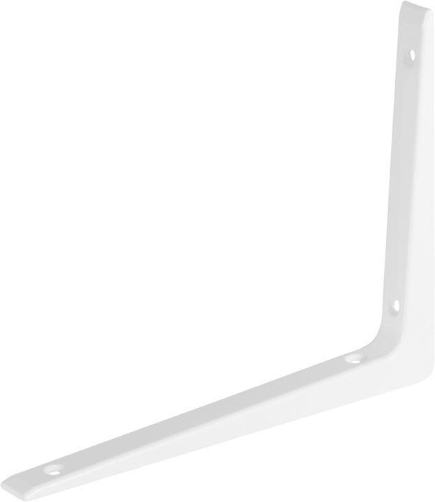 Mensola Alu Design 606060800000 Colore Bianco Taglio 200 x 250 mm N. figura 1