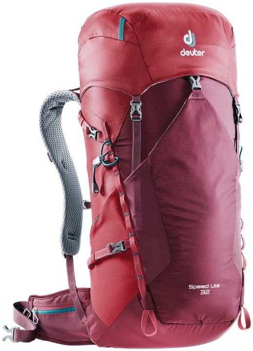 Speed Lite 32 Zaino da alpinismo Deuter 460259400030 Colore rosso Taglie Misura unitaria N. figura 1