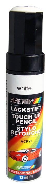 Acryl-Lackstift Verkehrsweiss 12 ml Lackstift MOTIP 620766300000 Bild Nr. 1