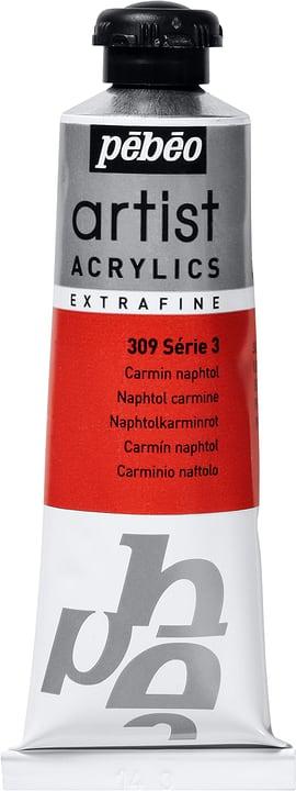 Pébéo Acrylic Extrafine Pebeo 663509030900 Couleur Carmin Naphtol Photo no. 1