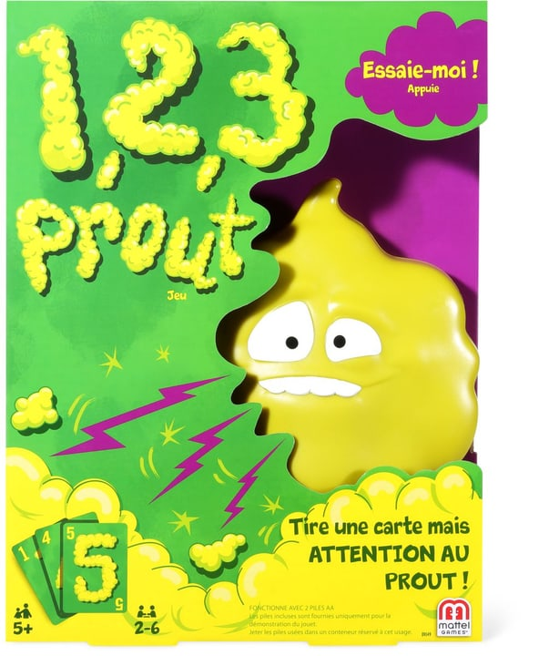 1 2 3 Prout (F)