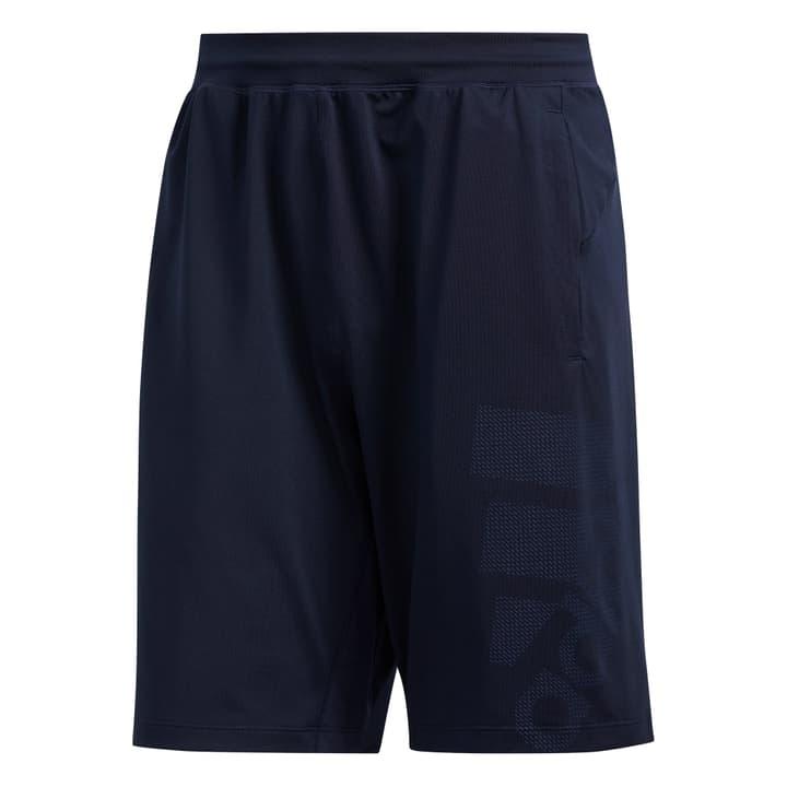 4K SPR GS BOS Short pour homme Adidas 464986500422 Couleur bleu foncé Taille M Photo no. 1