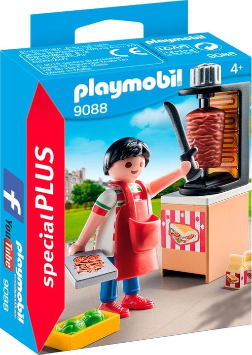 Playmobil Special Plus Venditore di Kebab 9088 746076800000 N. figura 1