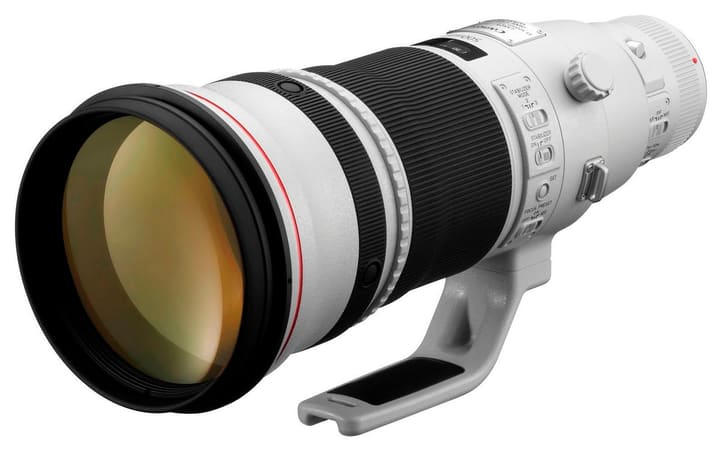 EF 500mm / 4.0 L IS II USM Objectif IMPORT Obiettivo Canon 785300127177 N. figura 1