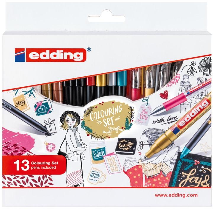 Edding Colouring Promotion Set W18 666952800000 Photo no. 1