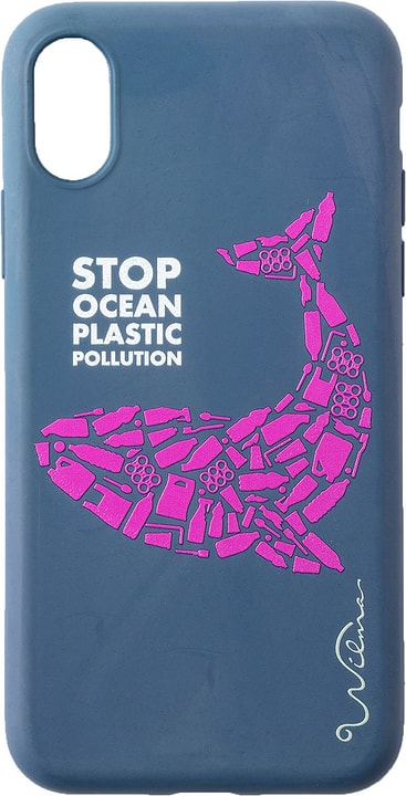 Stop Ocean Plastic Pollution Case Whale Hülle Wilma 798643800000 Bild Nr. 1
