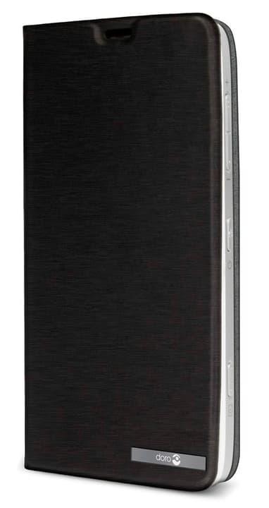 Flip cover nero per Liberto 825 Doro 785300122948 N. figura 1