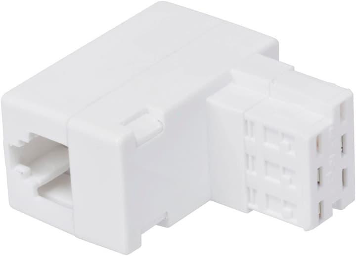 Adapter für Telefon A6 - RJ12 6P4C Kabel 796017200000 Bild Nr. 1