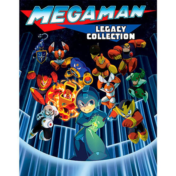 PC Mega Man Legacy Collection Download (ESD) 785300133376 N. figura 1