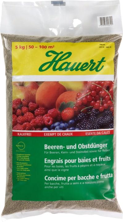 Beeren- und Obstdünger, 5 kg Hauert 658222200000 Bild Nr. 1