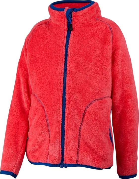 Mädchen-Kuschelfleece-Jacke Trevolution 472356309229 Farbe pink Grösse 92 Bild-Nr. 1