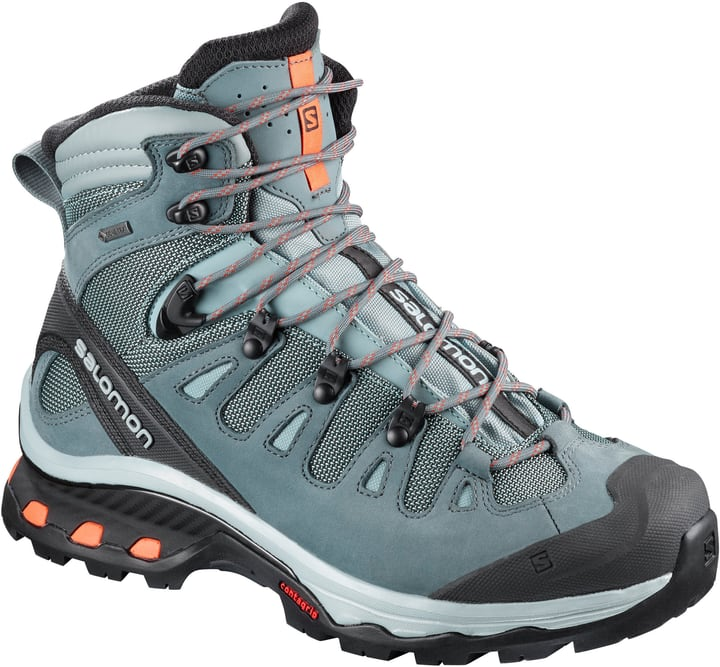 Quest 4D 3 GTX Scarponcino da trekking donna Salomon 472902741080 Colore grigio Taglie 41 N. figura 1