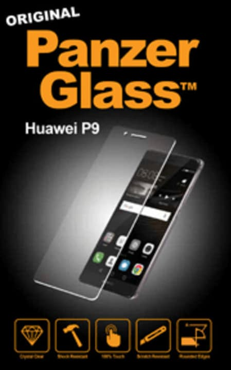 Classic Huawei P9 Panzerglass 785300134496 Photo no. 1
