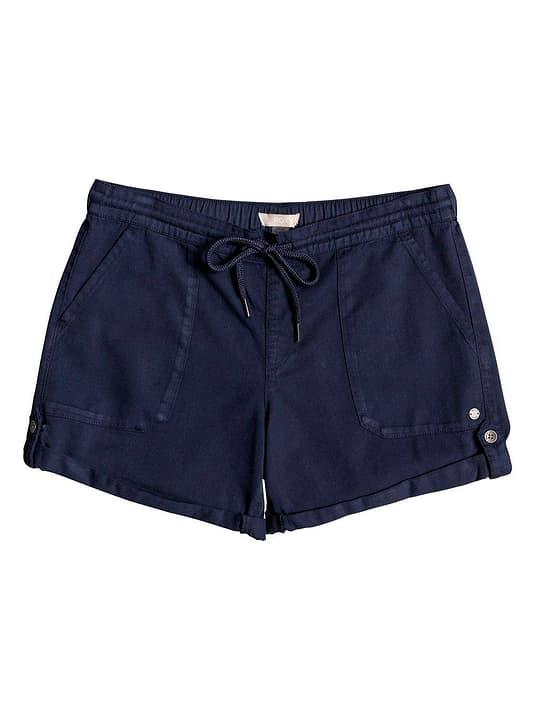 SHORT ARECIBO Short pour femme Roxy 463122000343 Couleur bleu marine Taille S Photo no. 1