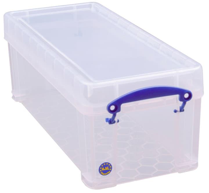 Ordnungsbox 6.5 L, klar Really Useful Box 603714700000 Bild Nr. 1