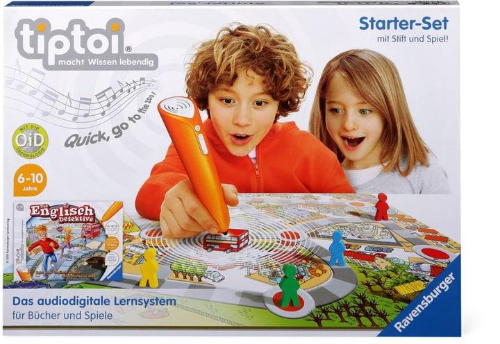 Tiptoi Starterset Spiel Ravensburger 74694109000012 Bild Nr. 1