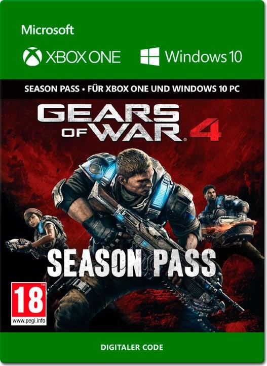 Xbox One - Xbox One - Gears of War 4: Season Pass Download (ESD) 785300137321 N. figura 1