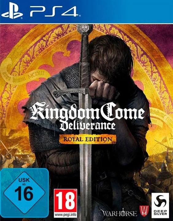 PS4 - Kingdom Come Deliverance Royal Edition D Box 785300144091 Photo no. 1