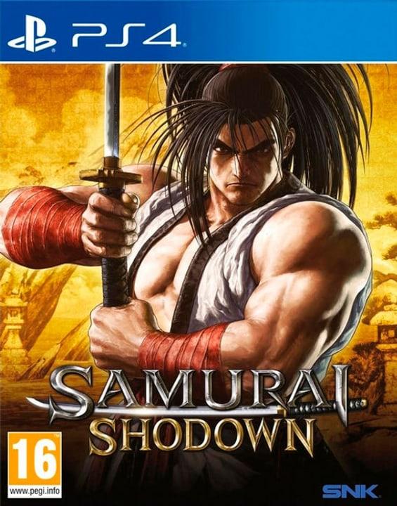 PS4 - Samurai Shodown F Box 785300145254 Photo no. 1