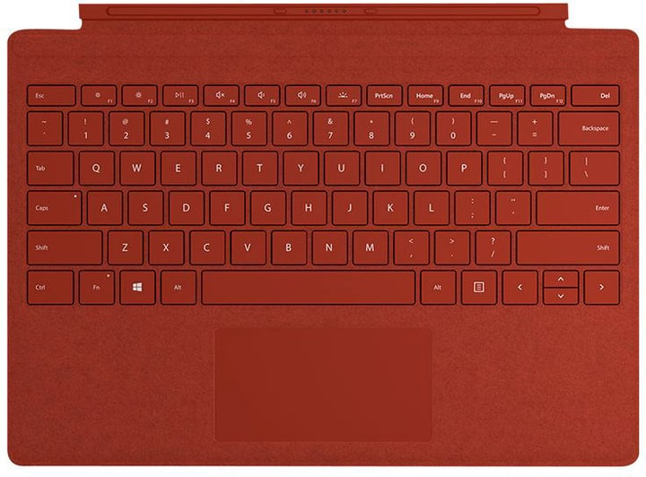 Surface Type Pro Cover Coral Tastatur Microsoft 785300149571 Bild Nr. 1