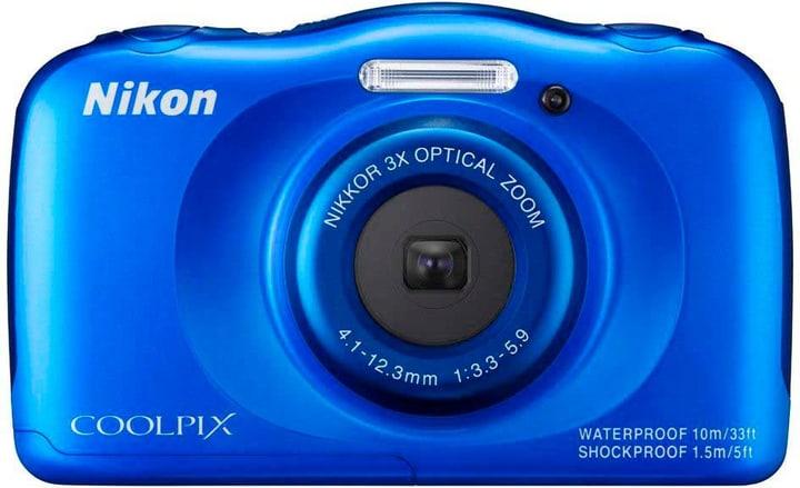 Coolpix W100 blu Fotocamera subacquea Nikon 793425100000 N. figura 1