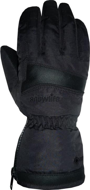 MAX Gants de ski unisexe Snowlife 464413207520 Couleur noir Taille 7.5 Photo no. 1