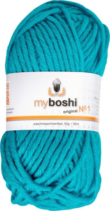 Lana No 1 My Boshi 665303800000 Colore Turchese N. figura 1