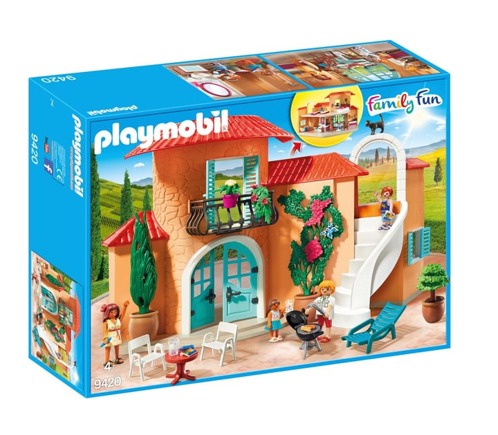 Playmobil Villa de vacances 746096800000 Photo no. 1
