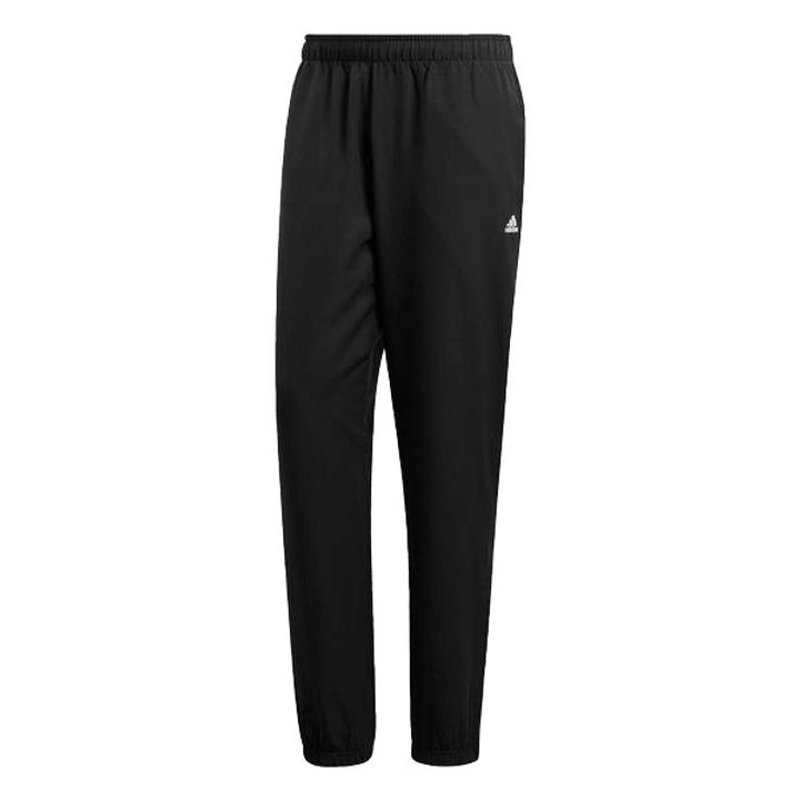 Essentials Stanford CH Pantalon en textile tissé pour homme Adidas 462405400320 Couleur noir Taille S Photo no. 1