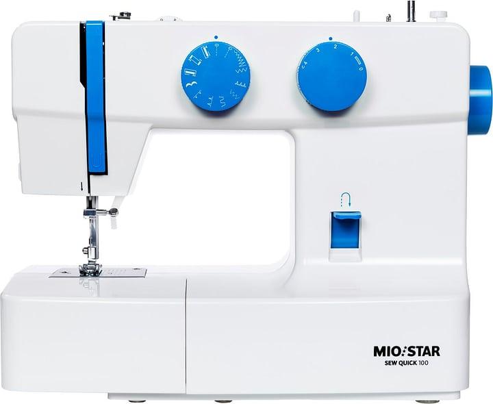 Sew Quick 100 Blau Machine à coudre mécanique Mio Star 717477500000 Photo no. 1