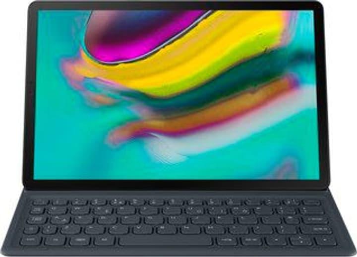 Book Cover Keyboard (Galaxy Tab S5e) Custodia con Keyboard Samsung 785300142690 N. figura 1