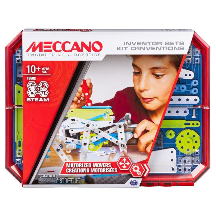Meccano Inventor Motorized Movers 748662400000 Photo no. 1