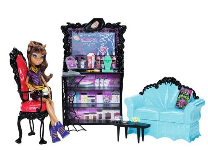 W12 MONSTER HIGH KAPUTTSCHINO-ECKE Monster High 74646370000012 Bild Nr. 1