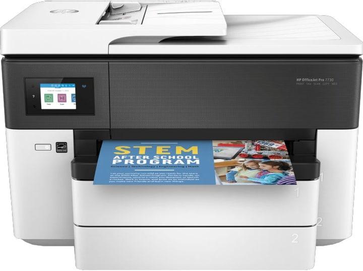 OfficeJet Pro 7730 AiO imprimante / copieur / scanner / fax HP 785300132075 Photo no. 1