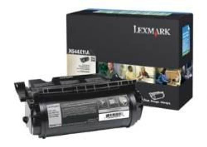 Rückgabe-Tonerkassette 0X644H11E 21K schwarz Tonerkartusche Lexmark 785300124478 Bild Nr. 1