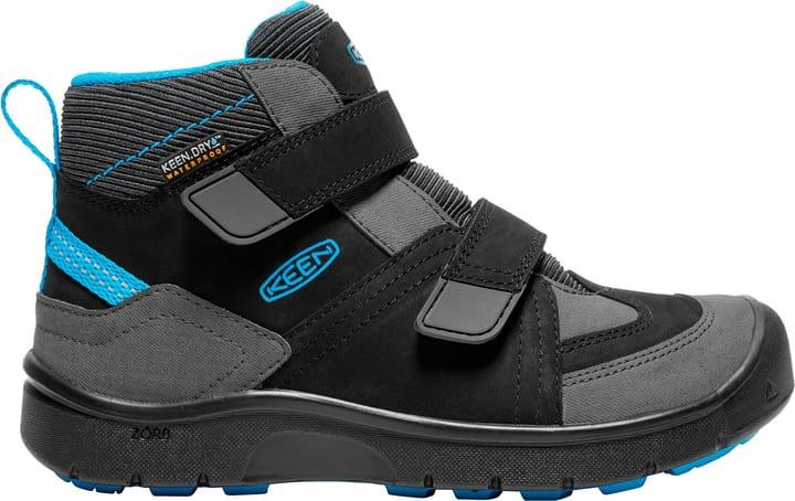 Hikeport Mid Strap WP Chaussures de loisirs pour enfant Keen 465503533020 Couleur noir Taille 33 Photo no. 1