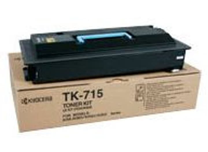 Cartouche toner noir Kyocera 785300126601 Photo no. 1