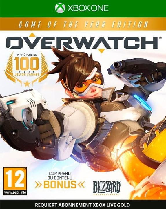 Overwatch - GOTY [XONE] (F) Physique (Box) 785300128662 Photo no. 1