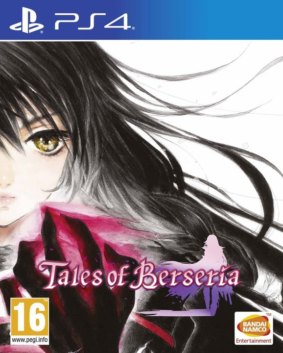 PS4 - Tales of Berseria Fisico (Box) 785300121604 N. figura 1