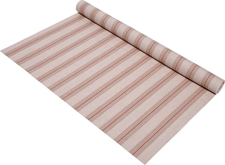 DIAMANT vendue au métre 450524963076 Couleur Beige, Rouge, Blanc Dimensions L: 140.0 cm Photo no. 1