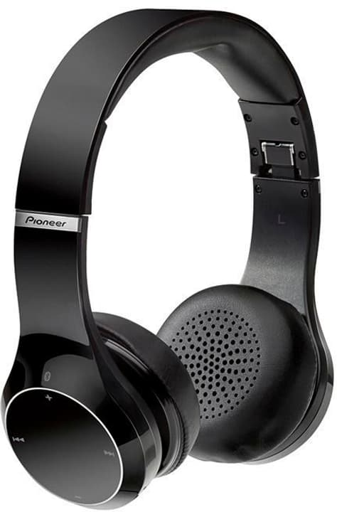 SE-MJ771BT-K - Noir Casque On-Ear Pioneer 785300124062 Photo no. 1