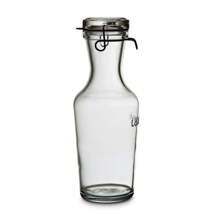 LOCK Einmachflasche 1 lt. 393119700000 Grösse B: 10.2 cm x T: 10.2 cm x H: 27.7 cm Farbe Klar Bild Nr. 1