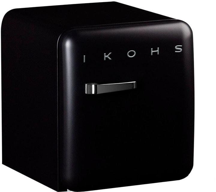 Mini Retro black Kühlschrank Ikohs 717192600000 Bild Nr. 1