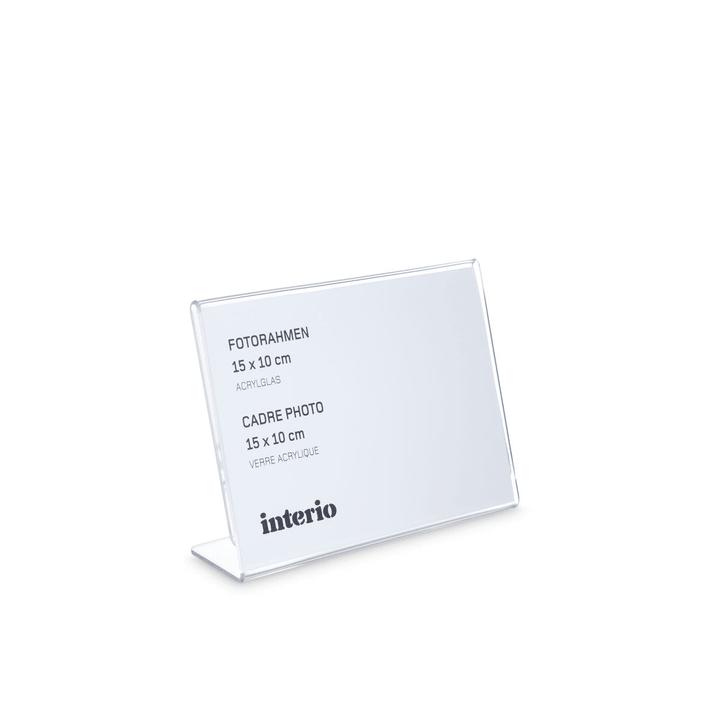 LIMA ACRYL II Portaritratti 384001324752 Dimensioni quadro 15 x 10 Colore Trasparente N. figura 1