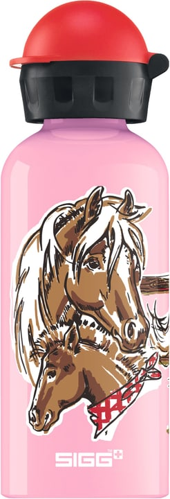 Let's Run Kids-Trinkflasche Sigg 464605300038 Farbe rosa Grösse Einheitsgrösse Bild-Nr. 1