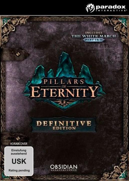 Pillars of Eternity - Definitive Edition [PC] (D) Box 785300131975 Photo no. 1