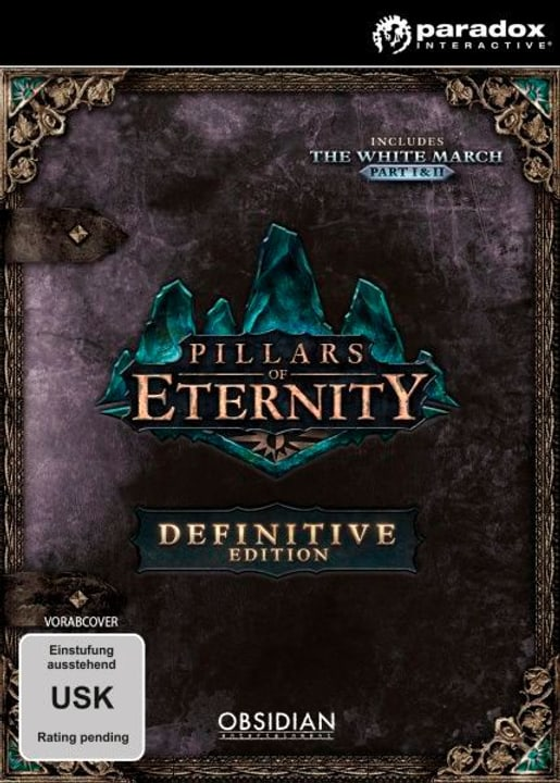 Pillars of Eternity - Definitive Edition [PC] (D) Physisch (Box) 785300131975 Bild Nr. 1