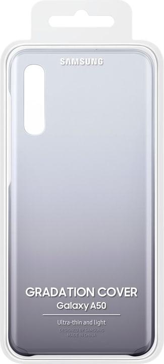 Gradation Cover A50 noir Coque Samsung 785300142931 Photo no. 1