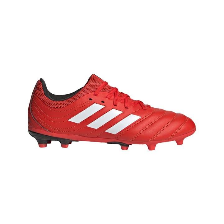 Copa 20.3 FG Scarpa da calcio per bambini Adidas 460693829030 Colore rosso Taglie 29 N. figura 1